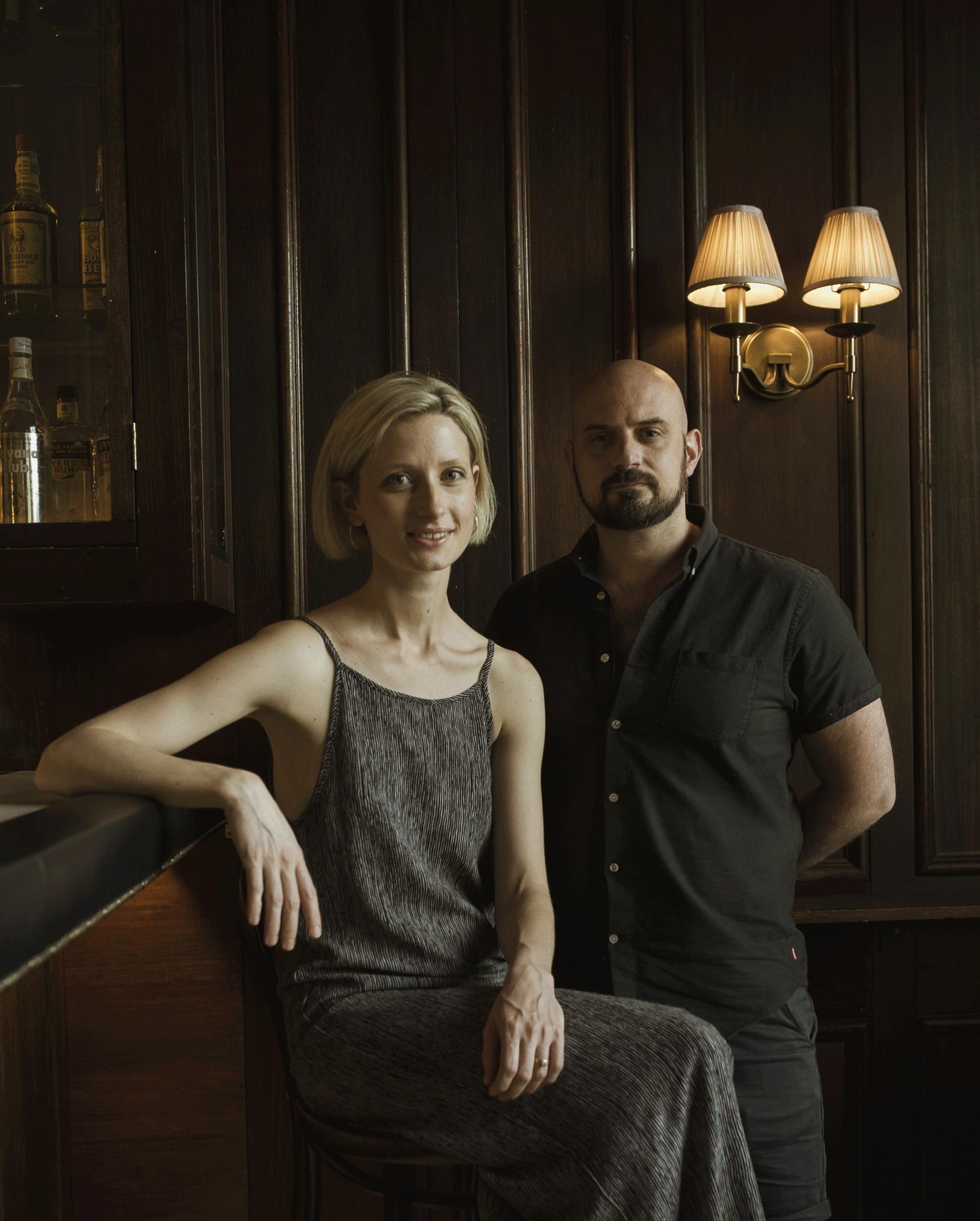 Michael and Zara Madrusan - Hospitality Consultancy